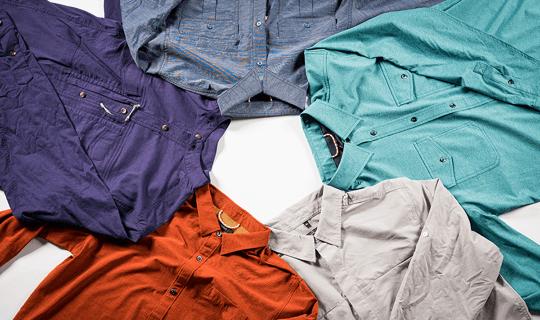 Hansc&co, the professional woven shirt manufacturer