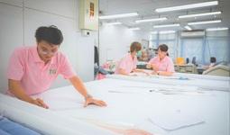 Hansc&co, Taiwan garment factory